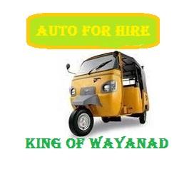 Wayanad Auto Taxi